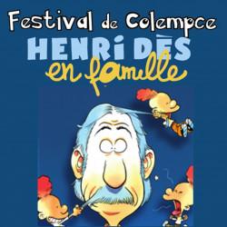 Henri DES en famille...